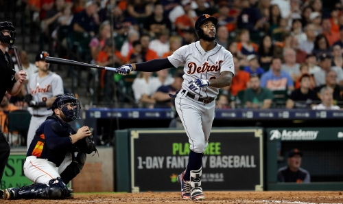 Motivated Detroit Tigers, against all odds, crush Justin Verlander - Freep