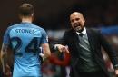 Man City defender John Stones could change Pep Guardiola's plans