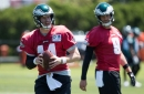 The Linc - Nick Foles says going back to the bench is 'gonna test who I am'