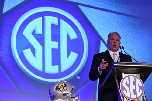 Monday Quickies: SEC Media Days Edition