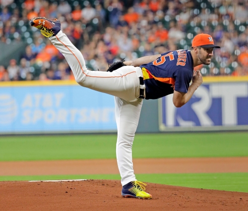 Detroit Tigers beat Justin Verlander, Houston Astros, 6-3
