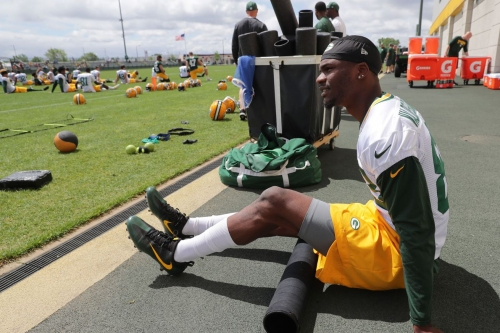 Monday Curds: Are Packers planning to use more big receivers in the slot?