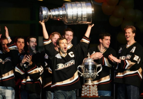 Franchise Best: Anaheim Ducks 2006-07 Season