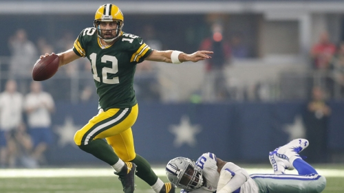 Packers news: Aaron Rodgers says his goal is to play to 40 while moving the same