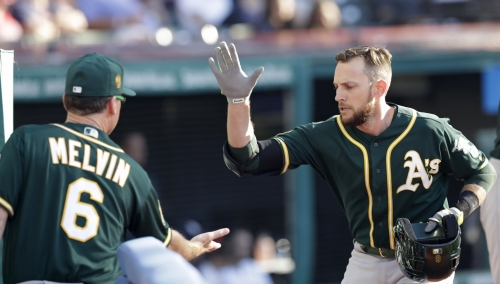 How A's Jed Lowrie made himself into an All-Star at age 34