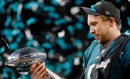 Eagles QB Nick Foles says 'it was hard to watch' other QBs sign big deals
