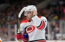 Calgary Flames Sign Elias Lindholm