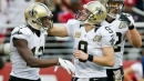 Saints WR Michael Thomas on his 'special relationship' with Drew Brees