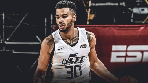 Jazz news: Naz Mitrou-Long agrees to two-way deal with Utah