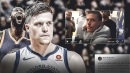 Warriors' Jonas Jerebko to offer DeMarcus Cousins advice about Achilles injury