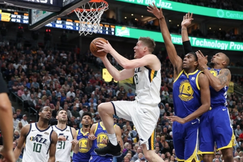 "New Warrior Jonas Jerebko: ""When the best team in the world calls, you answer"""