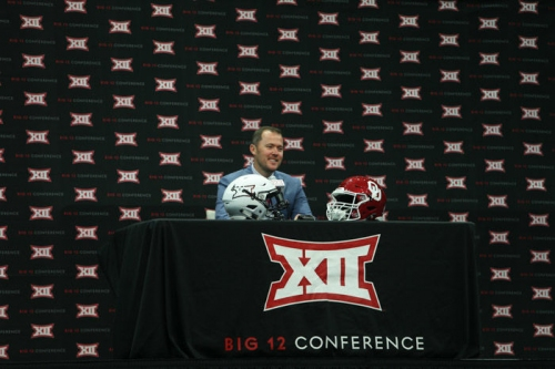 Oklahoma football: Sooners' offense receives praise, more notes in notebook from Big 12 Media Days