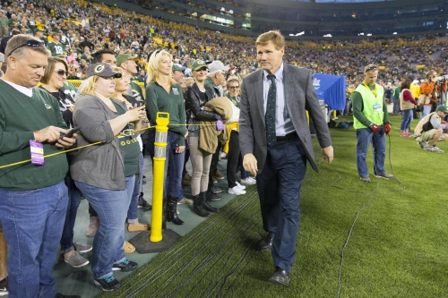 Packers release 2017 team finances, including record revenues & expenses