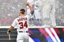 Home Run Derby: Bryce Harper downs Kyle Schwarber in classic showdown