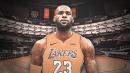LeBron James reacts to NBA 2K19 rating