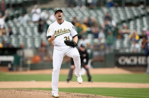 How Blake Treinen turned controversial A's trade into a steal