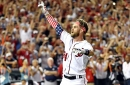 """Bryce Harper wins 2018 MLB HR Derby in Nationals Park: """"This is for the whole city of D.C."""""""