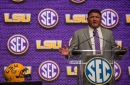 LSU at SEC Media Days: Coach O and The Tigers Preach a New Day for the Offense