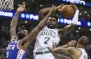 Boston Celtics' Jaylen Brown needs to improve handle, FTs per Isiah Thomas: 'Then you're looking at an All-Star'