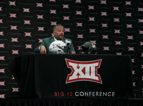 Oklahoma football: Baylor's Matt Rhule complimentary of Lincoln Riley, Oklahoma for 2017 season
