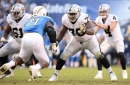 Ranking the AFC West by position: Guard
