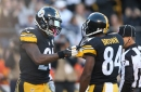 'To each his own' says Antonio Brown upon hearing Le'Veon Bell didn't sign an extension