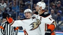 Ducks ink winger Kevin Roy to two-way contract