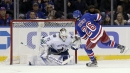 Rangers sign RFA Jimmy Vesey to two-year contract