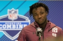 Watch: Buccaneers' RB Jones joins other rookies to discuss their Madden ratings