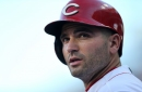 Cincinnati Reds first baseman Joey Votto keeping an eye on MLB free agent situation