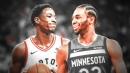 Raptors rumor: Toronto considered DeMar DeRozan for Andrew Wiggins trade last summer