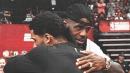 Lakers news: LeBron James congratulates Josh Hart on MVP