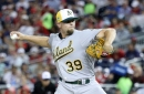 A's Treinen has flawless All-Star appearance