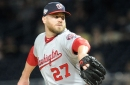 Washington Nationals' Shawn Kelley on solid first half, more sliders the better...