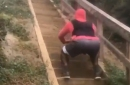 Watch Von Miller tear through 'leg day' workout