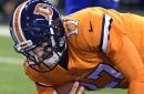 Should the Broncos make their color rush helmet their permanent gameday helmet?