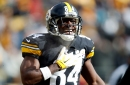 Steelers All-Pro WR Antonio Brown is Madden cover guy