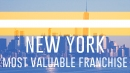 Knicks are most valuable NBA franchise