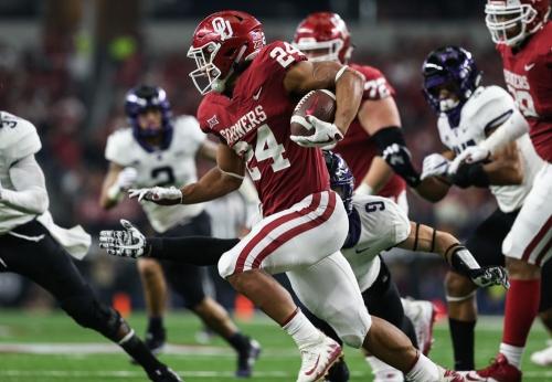Oklahoma football: Rodney Anderson on Doak Walker Award watch list