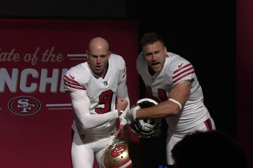49ers to wear throwback uniform for Sunday Night Football vs. Rams