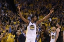 Warriors' Durant receives award named for Muhammad Ali