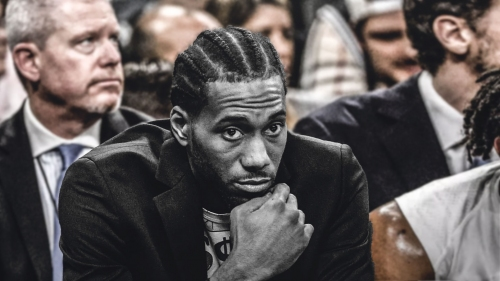 Report: Kawhi Leonard could sit out next season with Raptors