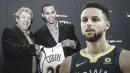 Warriors' Stephen Curry only player from 2009 NBA Draft still with original team