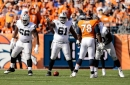Ranking the AFC West by position: Center
