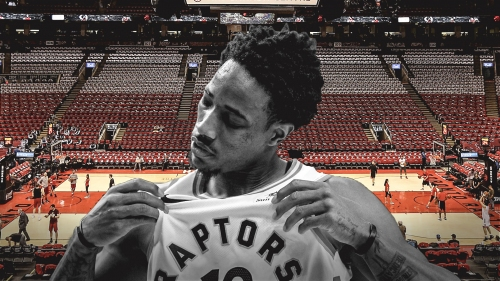 Toronto Raptors didn't thank DeMar DeRozan in trade press release