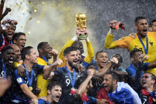 France Win the World Cup - Winner Announced for the 86Forever Prediction Contest