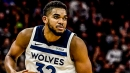 Timberwolves news: Karl-Anthony Towns still not interested in talking about contract discussions