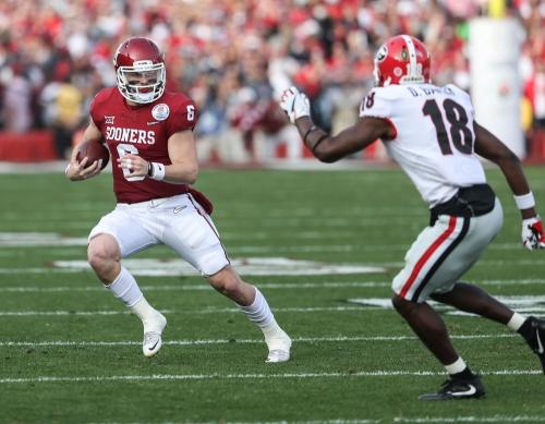 Oklahoma football: Baker Mayfield wins ESPY's 'Best College Athlete'