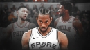 Spurs required Joel Embiid or Ben Simmons from Sixers in trade for Kawhi Leonard