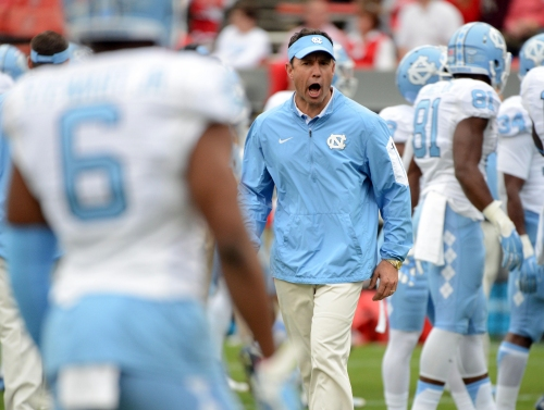 North Carolina football players face punishment for selling athletic gear